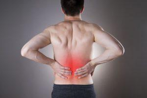 A Chiropractic Adjustment Aligns The Spine